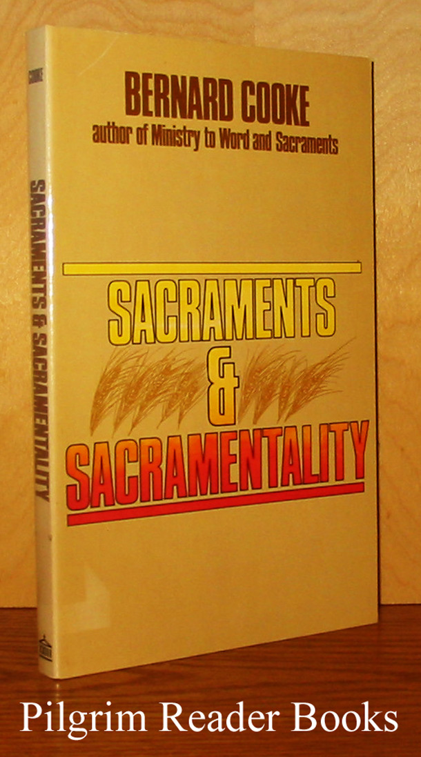 Image for Sacraments and Sacramentality.