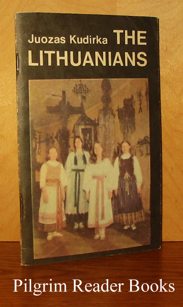 Image for The Lithuanians: An Ethnic Portrait.