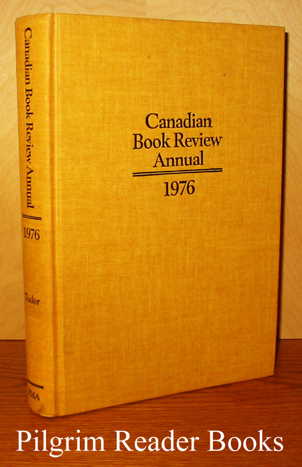 Image for Canadian Book Review Annual, 1976.