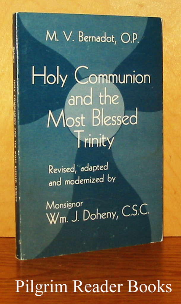 Image for Holy Communion and the Most Blessed Trinity.