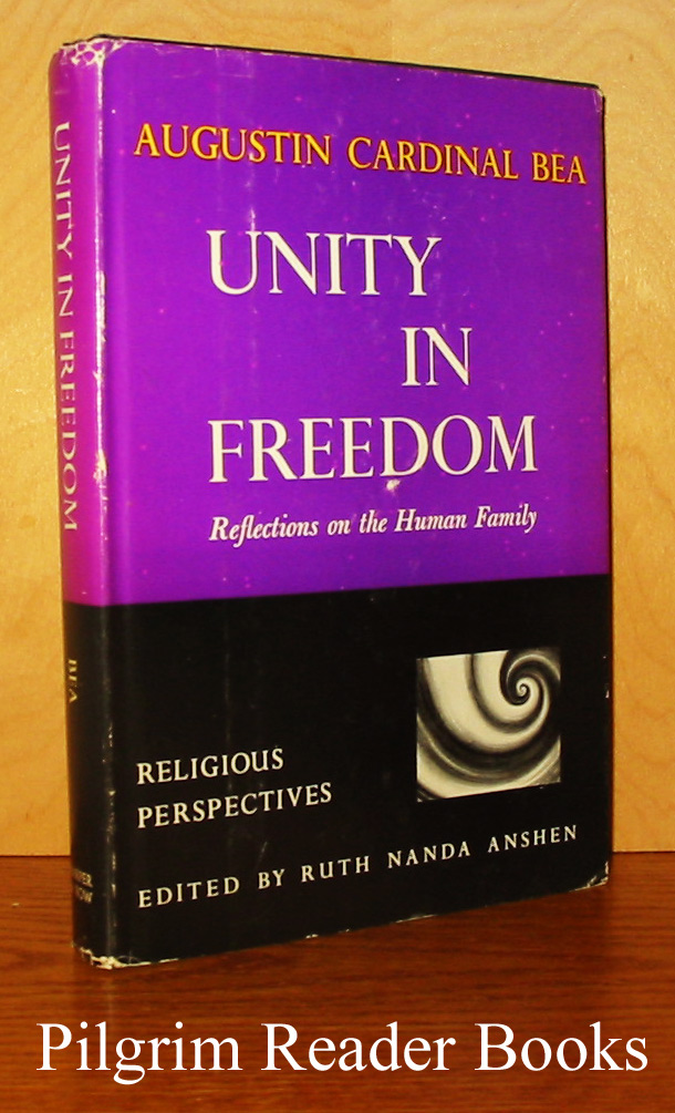 Image for Unity in Freedom: Reflections on the Human Family.