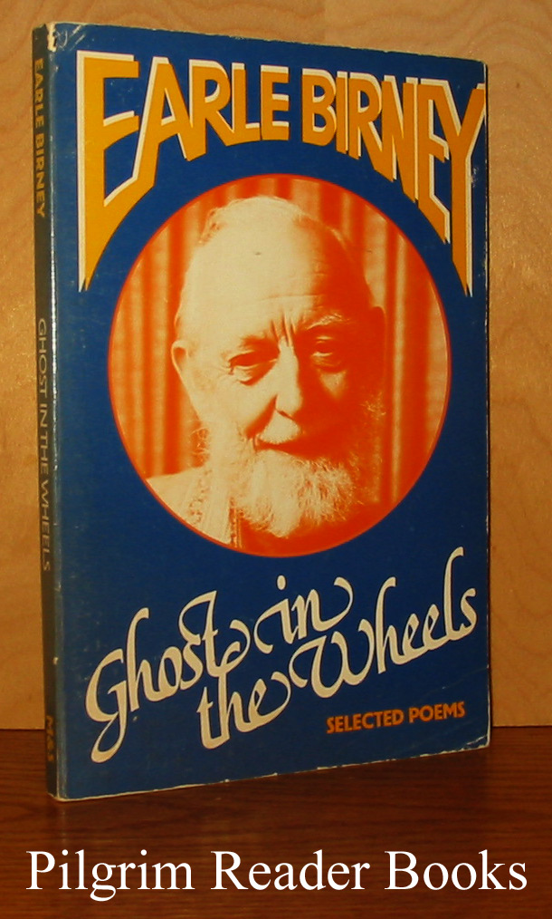 Image for Ghost in the Wheels: Selected Poems.