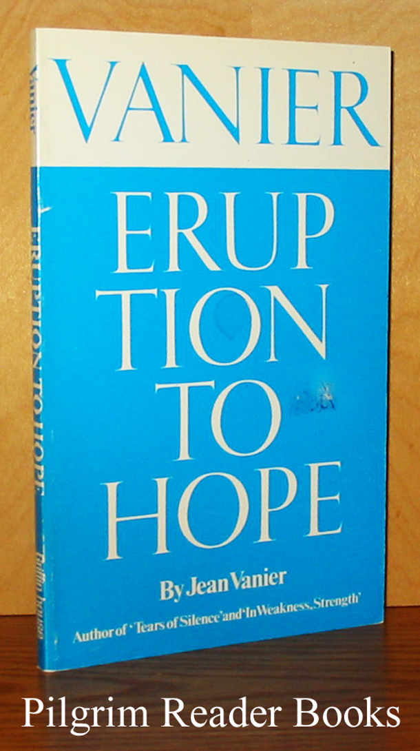 Image for Eruption to Hope.