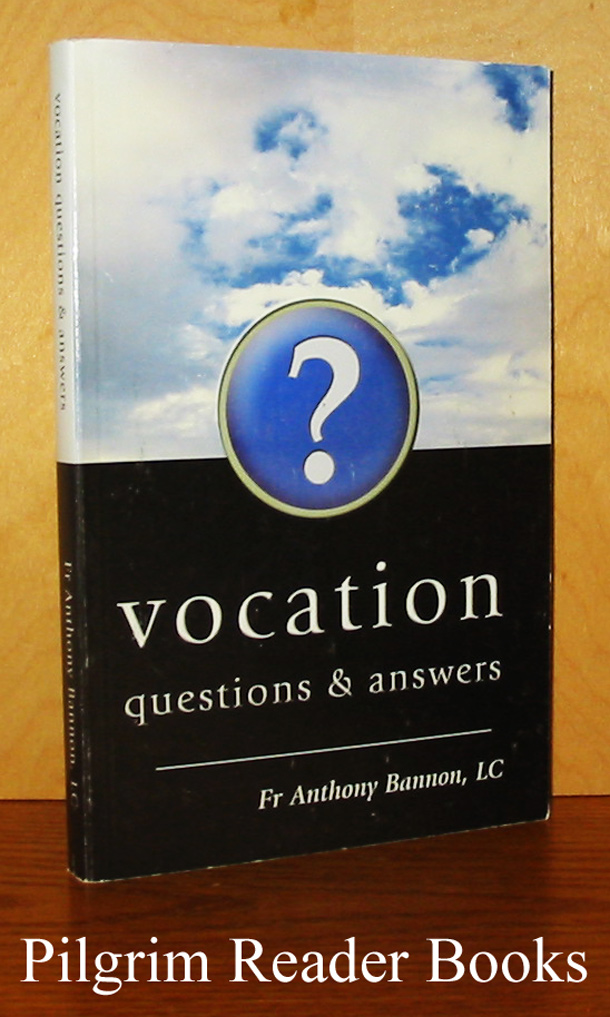 Image for Vocation: Questions & Answers.