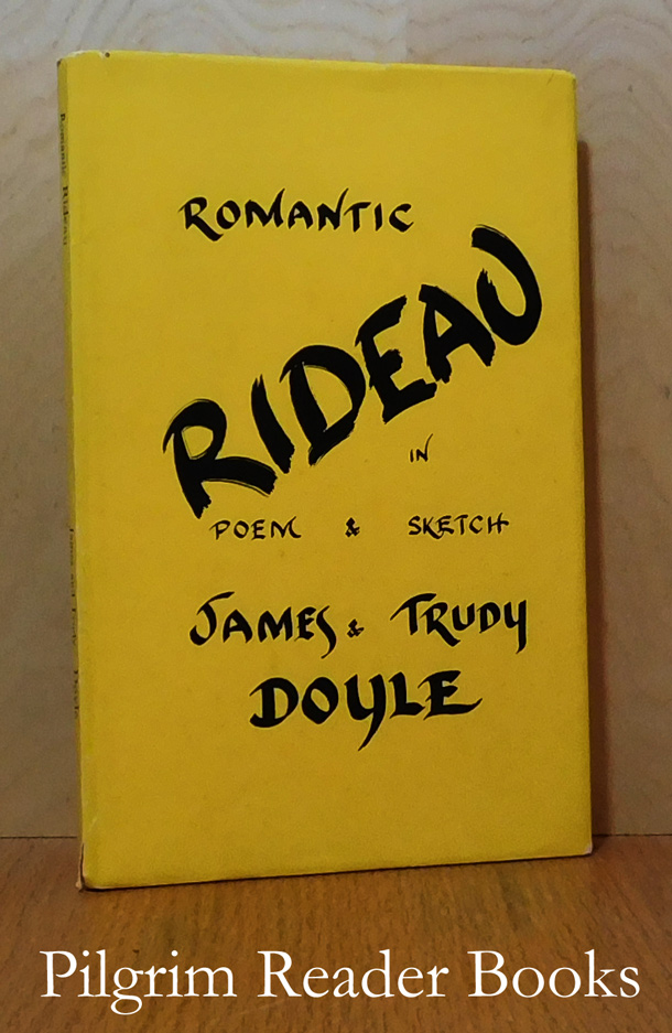 Image for Romantic Rideau in Poem & Sketch.