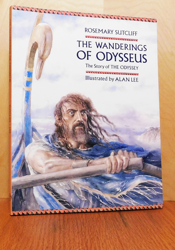 Image for The Wanderings of Odysseus: The Story of the Odyssey.