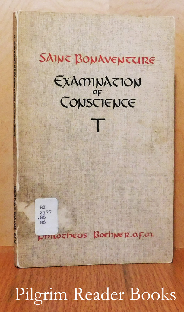 Image for Examination of Conscience According to Saint Bonaventure.