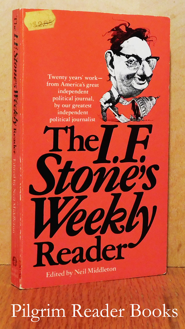 Image for The I. F. Stone's Weekly Reader.