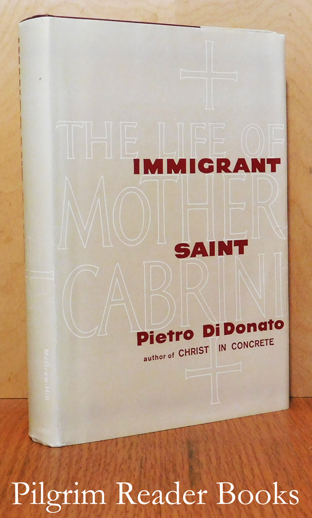 Image for Immigrant Saint: The Life of Mother Cabrini.