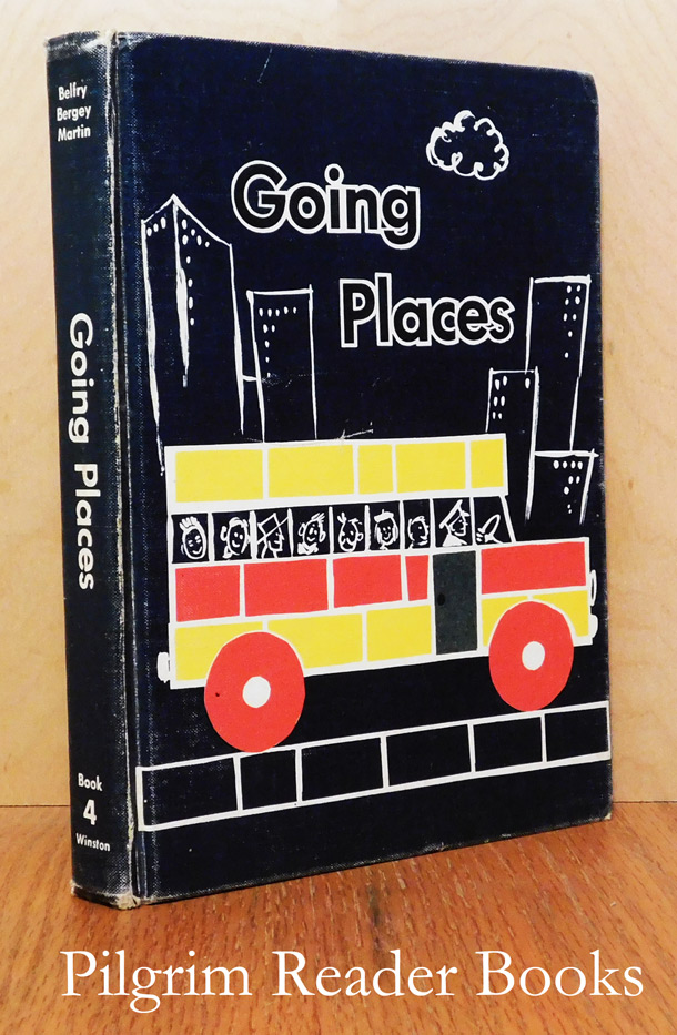 Image for Going Places.