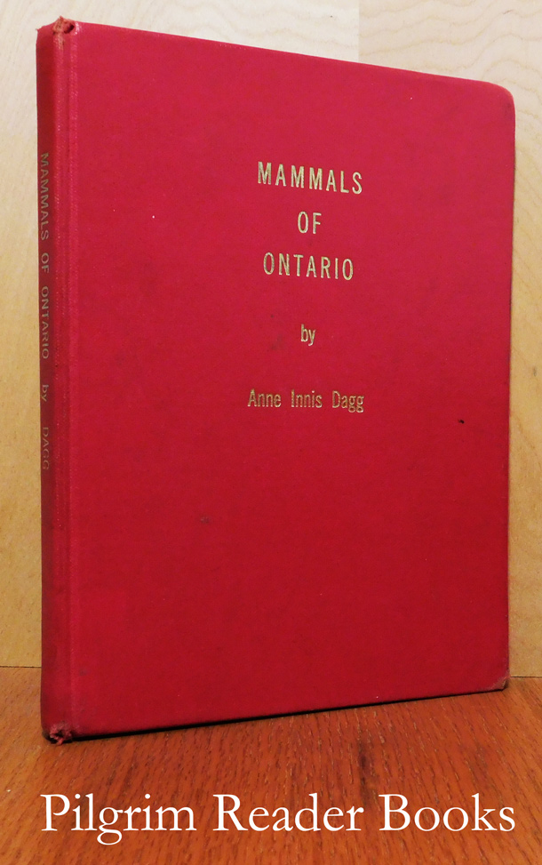Image for Mammals of Ontario.