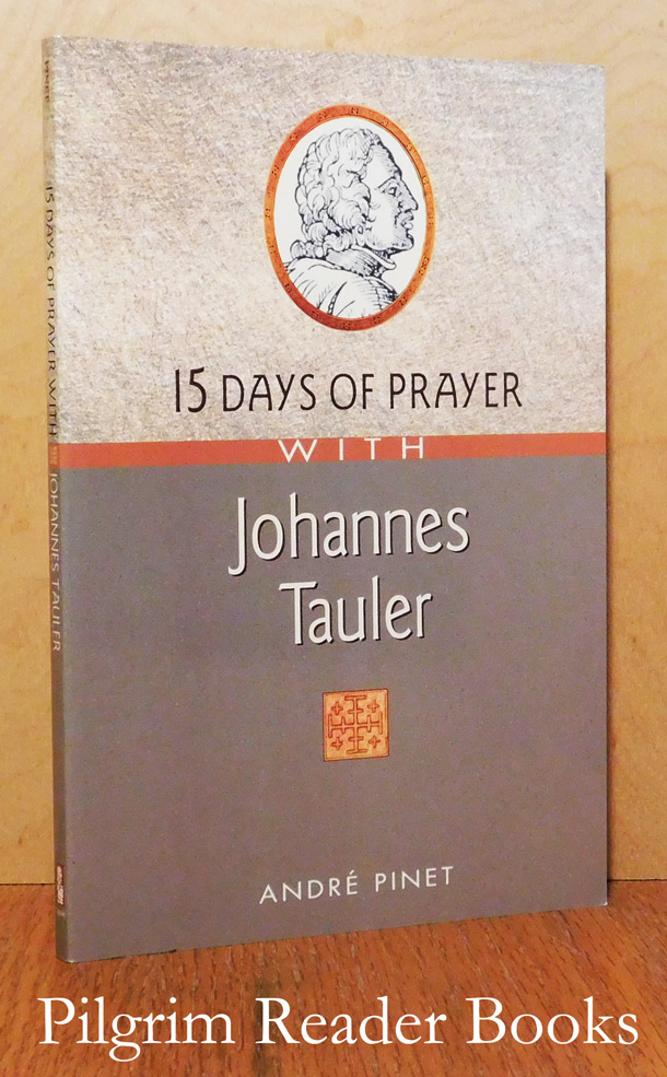 Image for 15 Days of Prayer with Johannes Tauler.