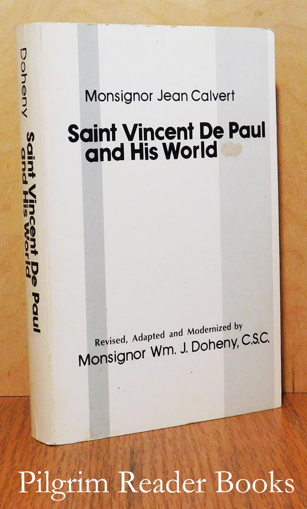 Image for Saint Vincent de Paul and His World.