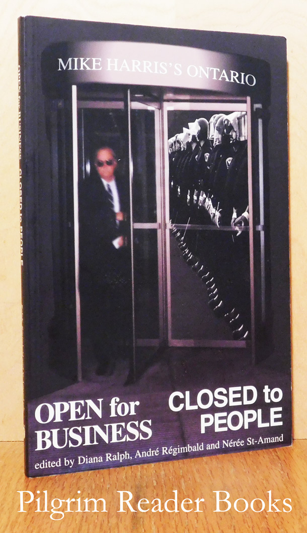 Image for Mike Harris's Ontario: Open for Business, Closed for People.