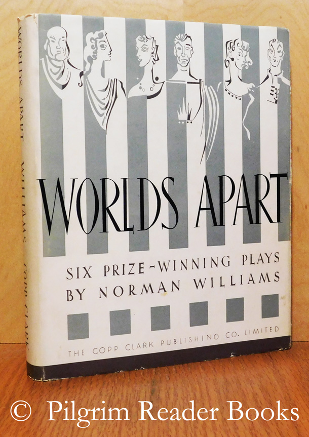 Image for Worlds Apart: Six Prize-Winning Plays.