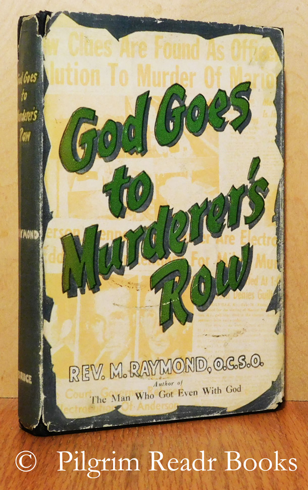 Image for God Goes to Murderer's Row.