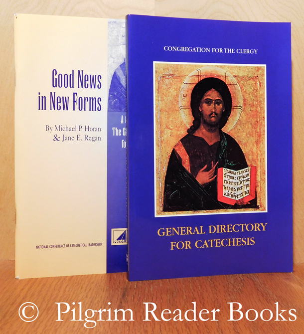 Image for General Directory for Catechesis and Good News in New Forms and A Companion to the General Directory.