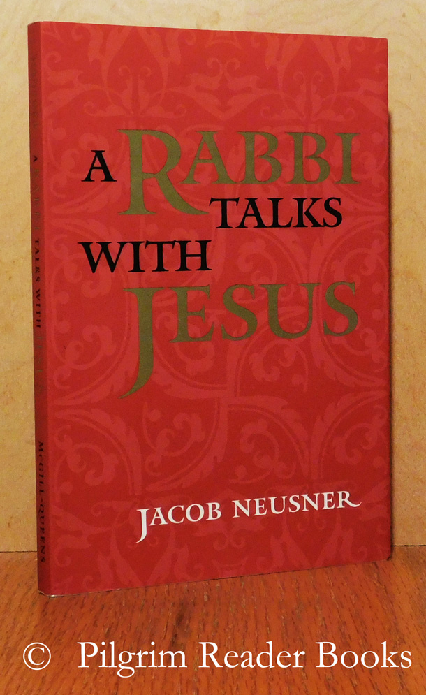 Image for A Rabbi Talks with Jesus.