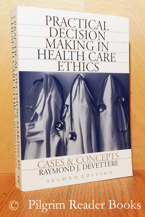 Image for Practical Decision Making in Health Care Ethics: Cases & Concepts. (second edition).