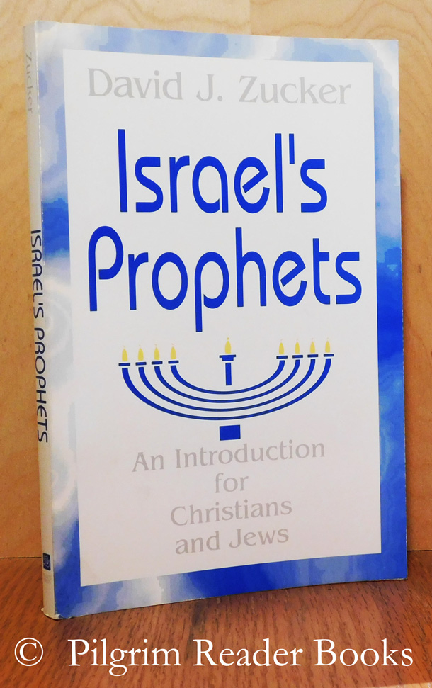 Image for Israel's Prophets: An Introduction for Christians and Jews.