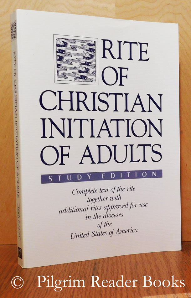 Image for Rite of Christian Initiation of Adults. Study Edition.