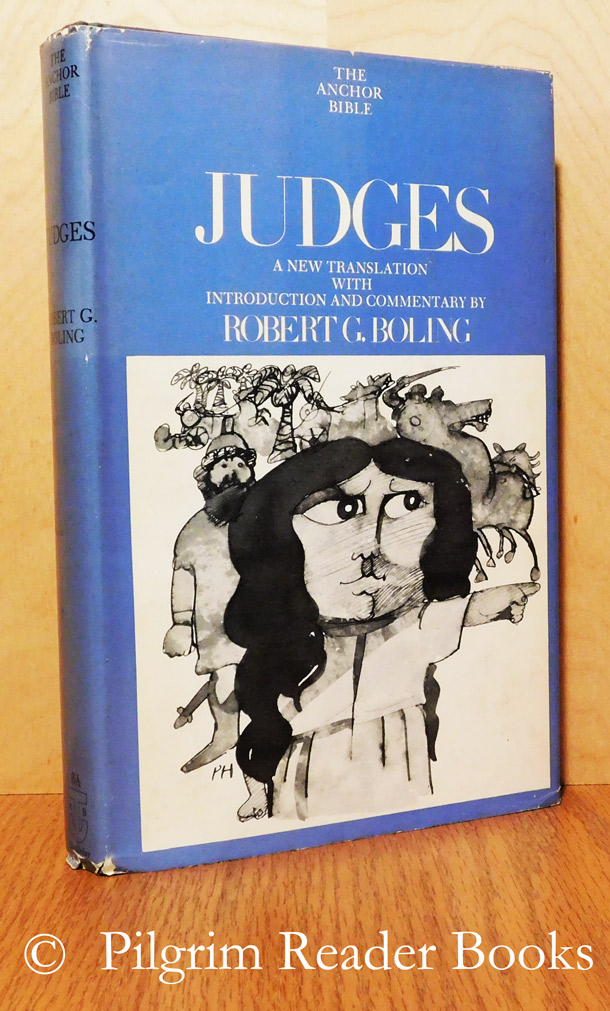 Image for The Anchor Bible, Volume 6A: Judges.