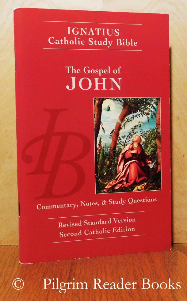 The Gospel Of Matthew Ignatius Catholic Study Bible Revised