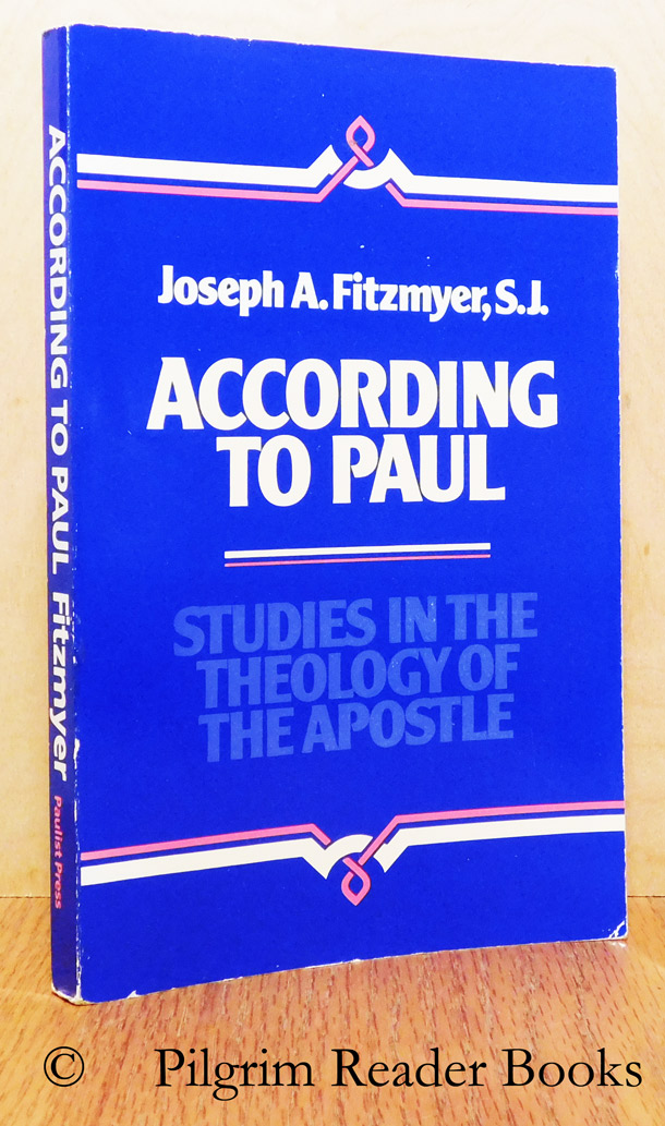 Image for According to Paul: Studies in the Theology of the Apostle.