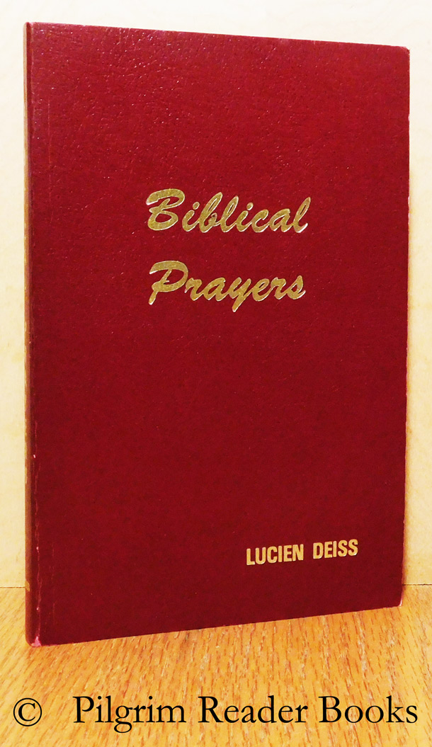 Image for Biblical Prayers.