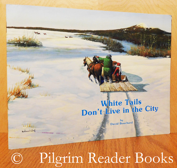 Image for White Tails Don't Live in the City.