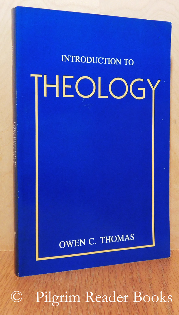Image for Introduction to Theology. (revised edition).