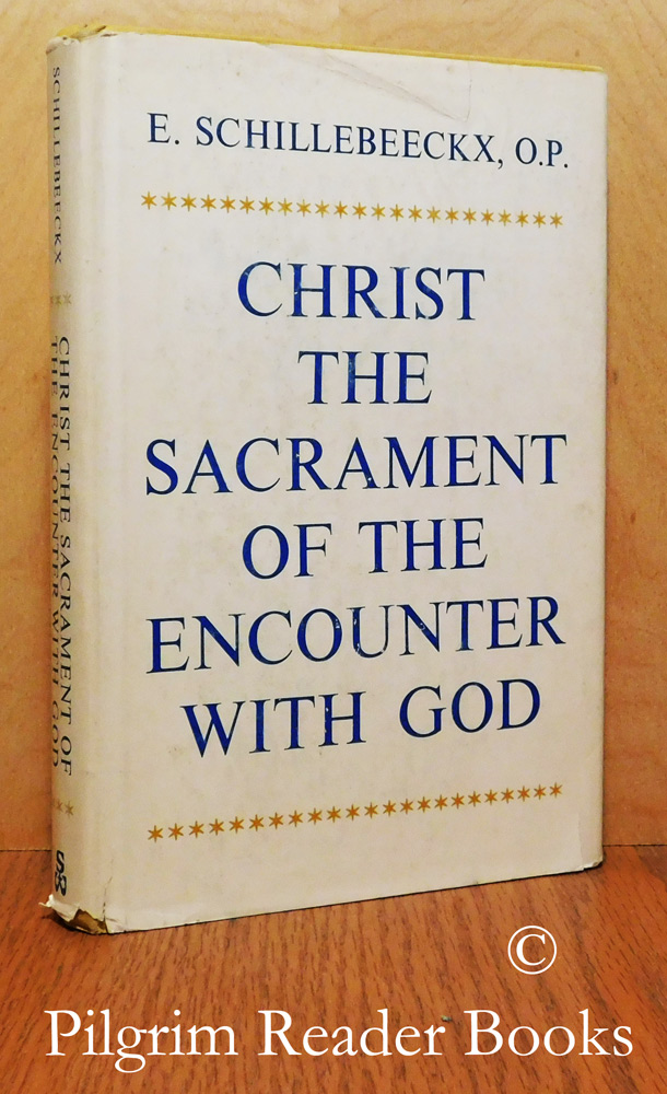 Image for Christ the Sacrament of the Encounter with God.