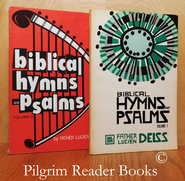 Image for Biblical Hymns and Psalms: Volume I and Volume II. (voice edition).