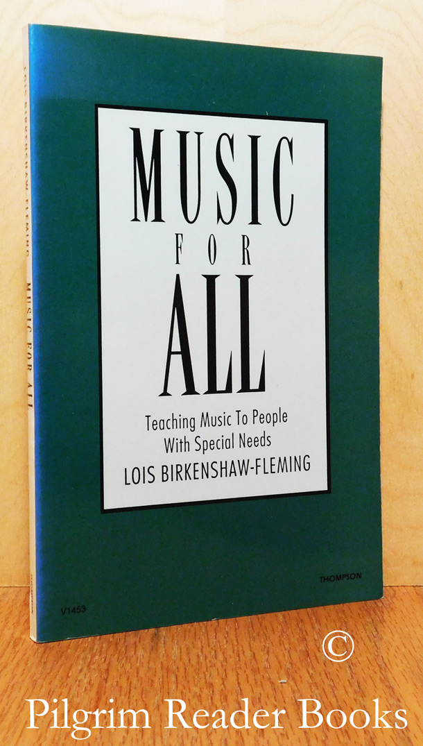 Image for Music for All, Teaching Music to People with Special Needs.