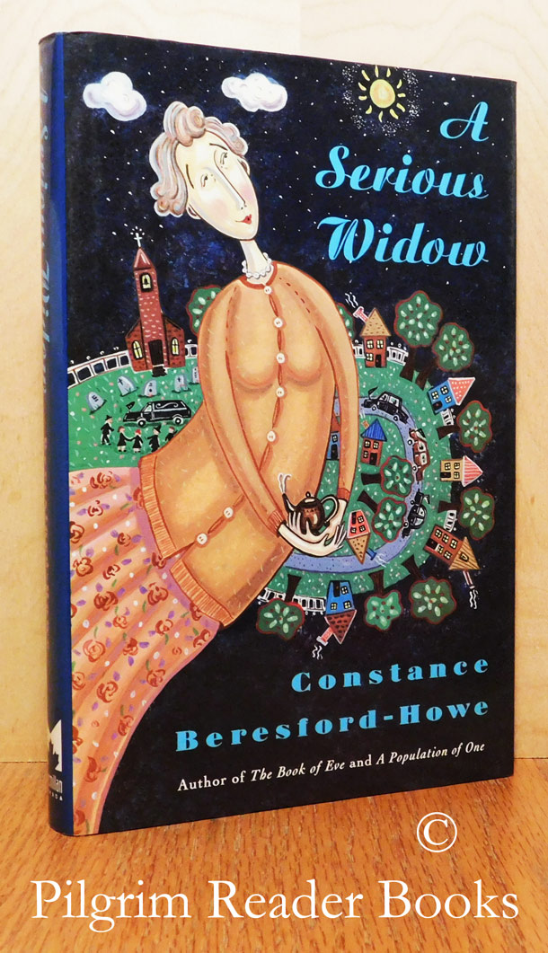 Image for A Serious Widow.