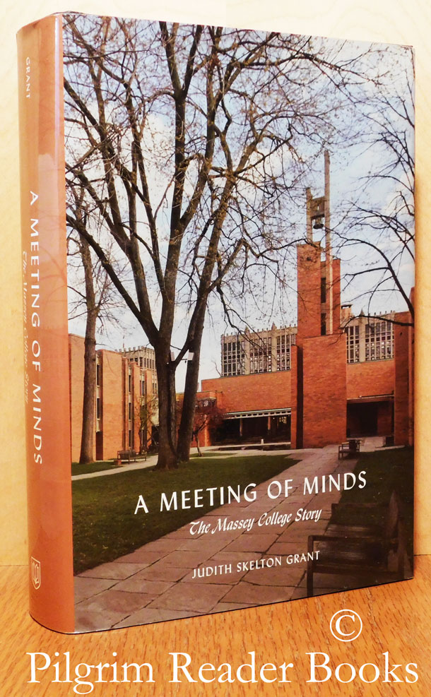 Image for A Meeting of Minds: The Massey College Story.
