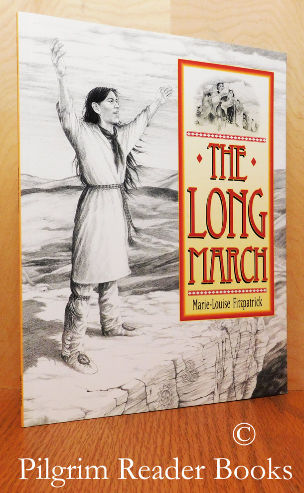 Image for The Long March, The Choctaw's Gift to Irish Famine Relief.