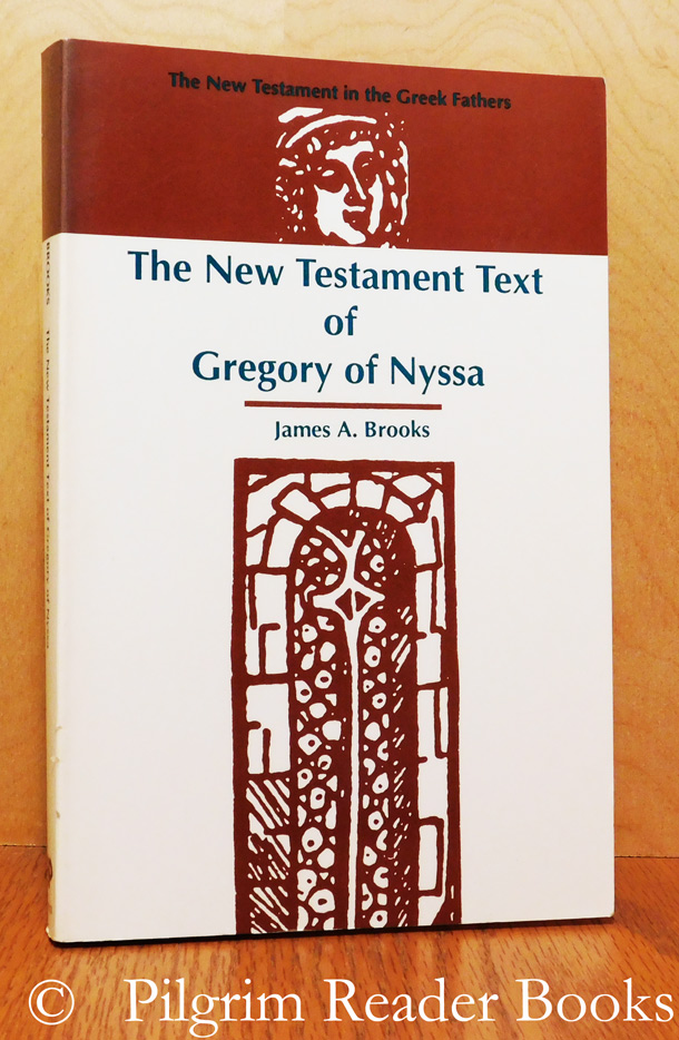 Image for The New Testament Text of Gregory of Nyssa.