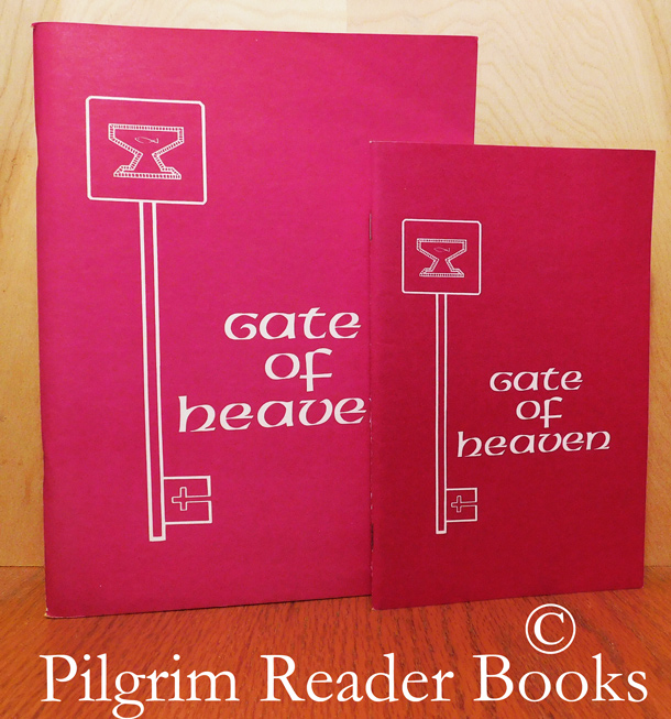 Image for Gate of Heaven. (organ accompaniment edition + melody edition. 2 books).