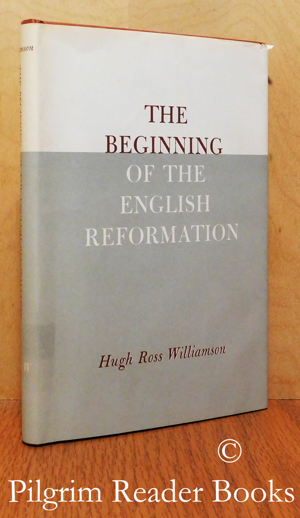 Image for The Beginning of the English Reformation.