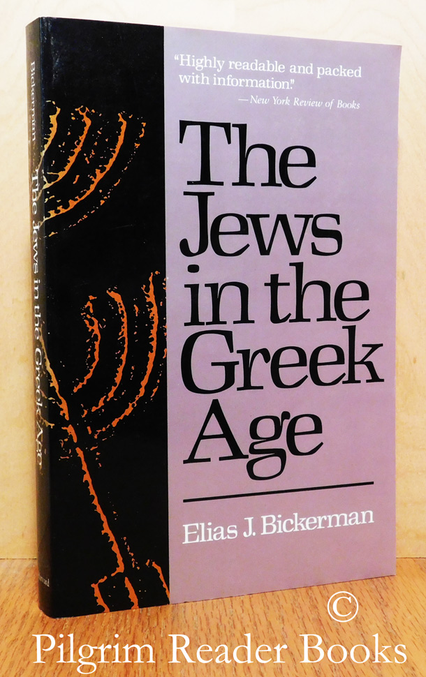 Image for The Jews in the Greek Age.
