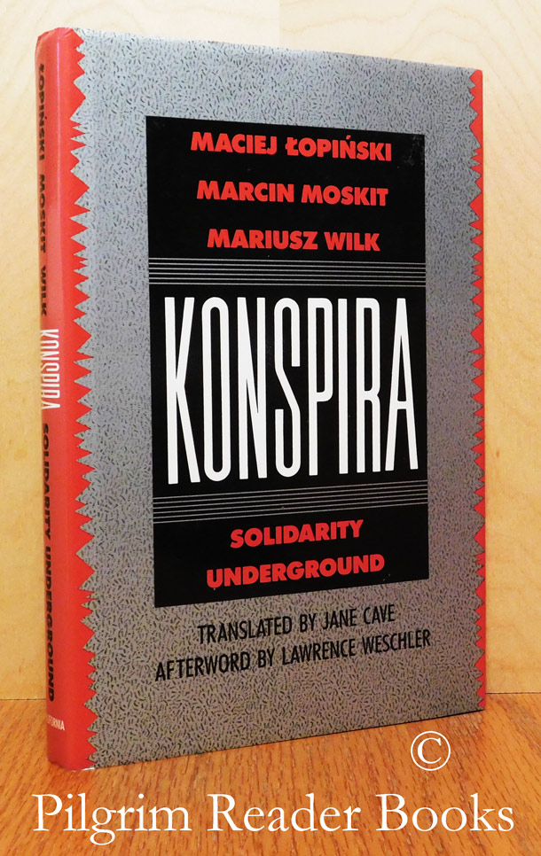 Image for Konspira: Solidarity Underground.