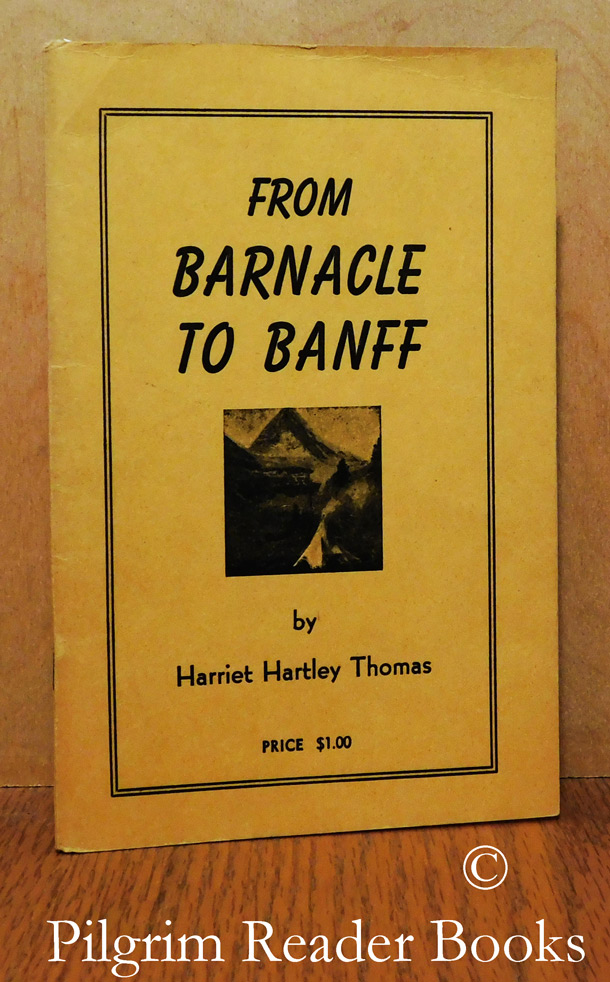 Image for From Barnacle to Banff.