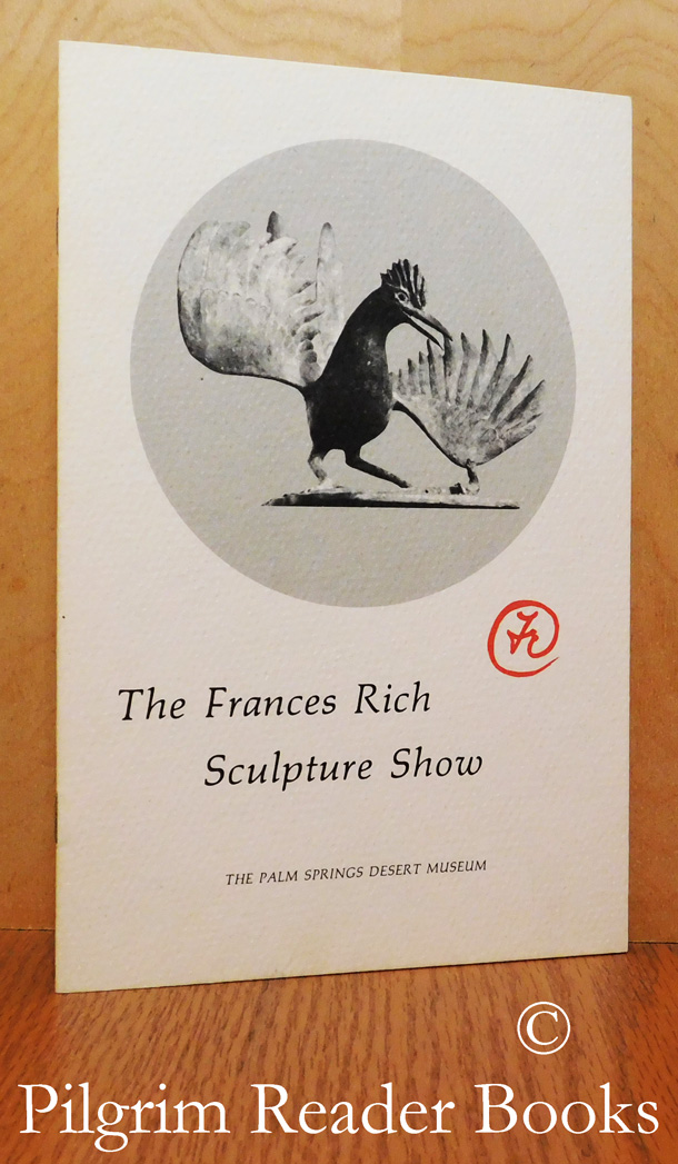 Image for The Frances Rich Sculpture Show.