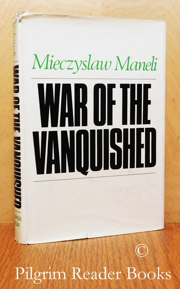 Image for War of the Vanquished.