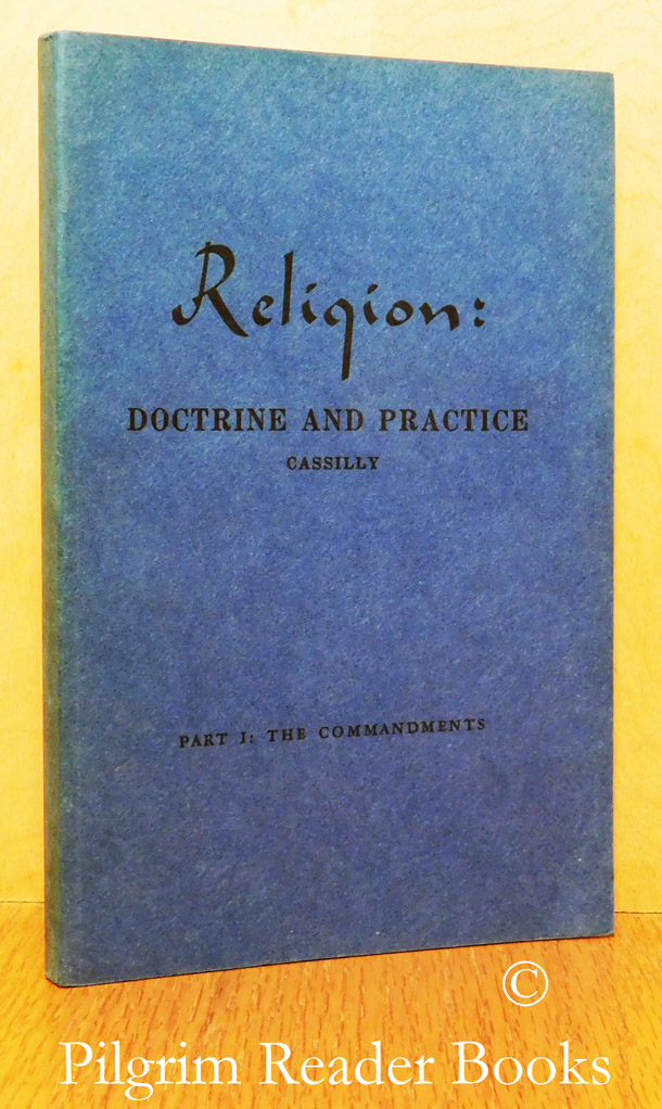 Image for Religion: Doctrine and Practice. Part I - The Commandments.