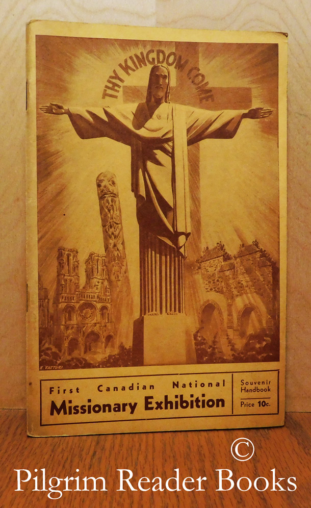 Image for Canadian National Missionary Exhibition and Convention, Toronto, Ontario, October 15-19, 1943. (Souvenir Booklet).