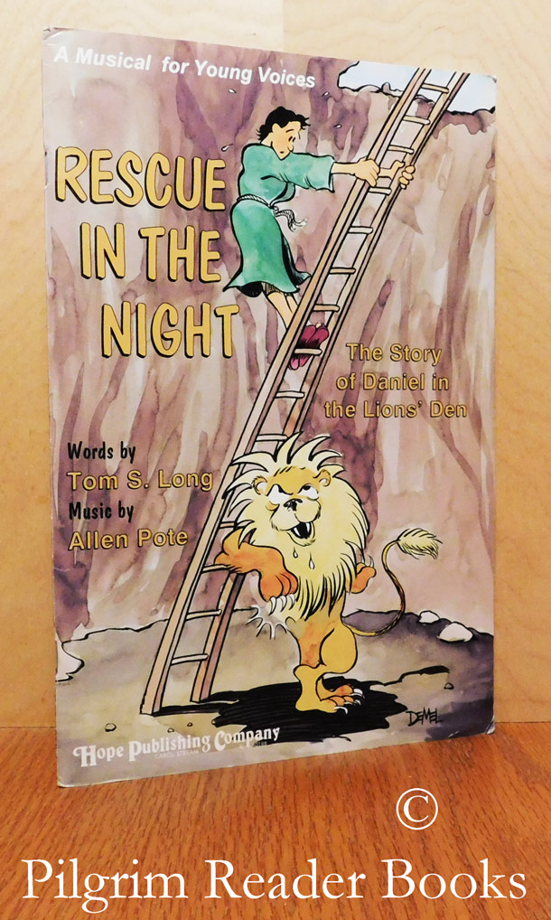 Image for Rescue in the Night, The Story of Daniel in the Lions' Den.