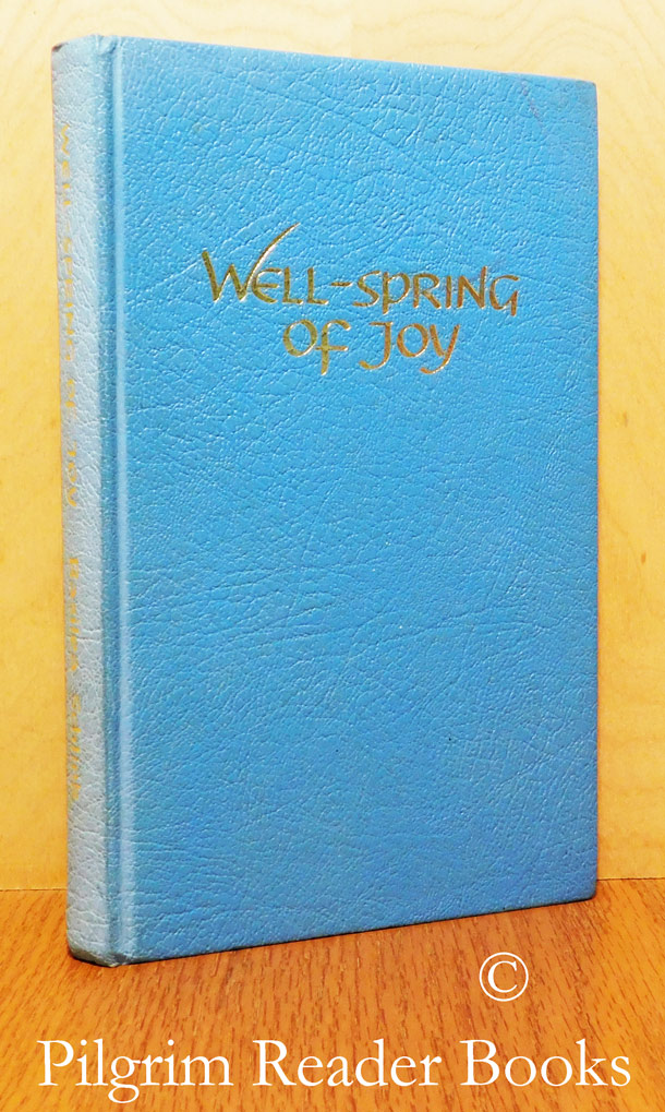 Image for Well-Spring of Joy: Songs of the Sisters of Mary for Singing or Praying.