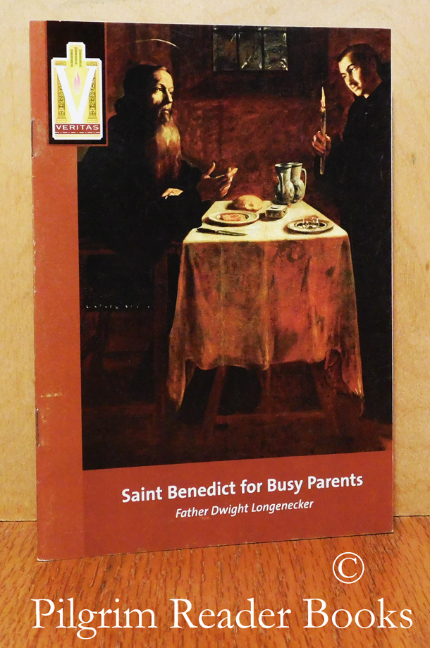 Image for Saint Benedict for Busy Parents.